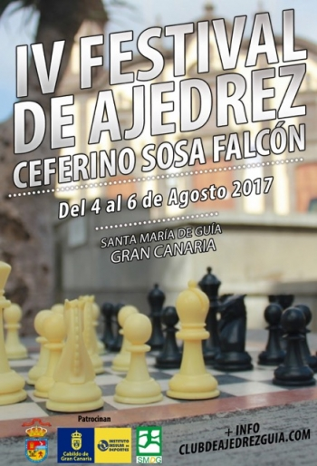 Convocatoria del IV Memorial Ceferino Sosa Falcón
